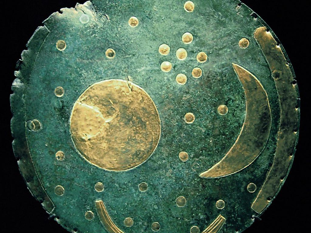 A History of Calendars: The Nebra Sky Disk