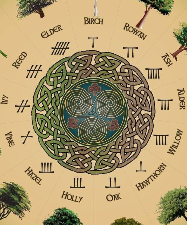 The Myth of the 28-day 13-month year. The Celtic Tree Calendar and (allegedly) others